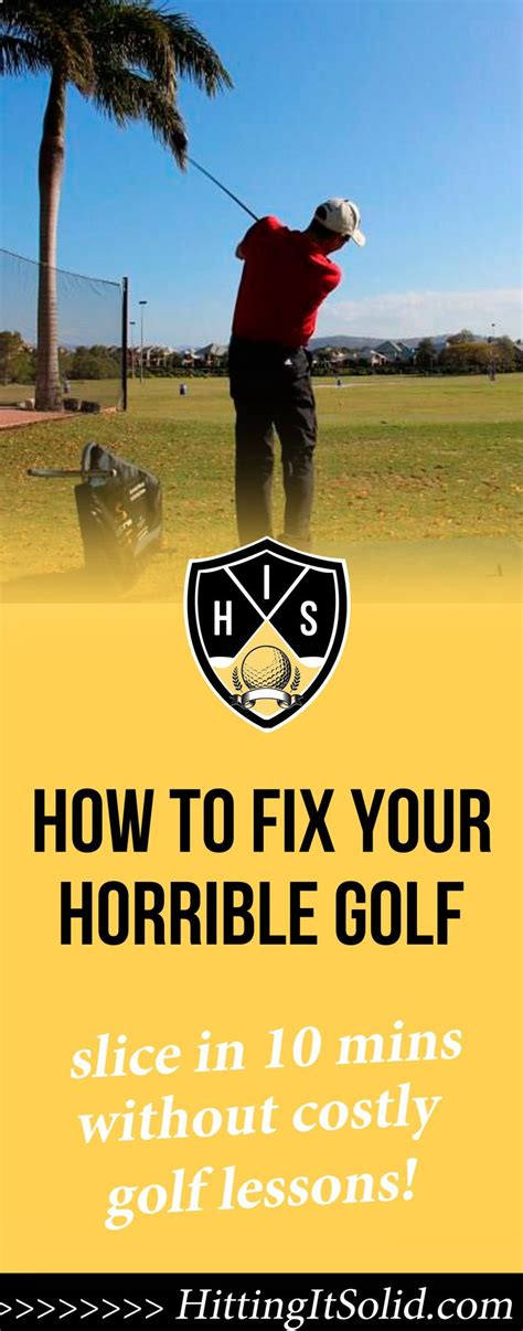 how to fix over the top golf swing best 25 golf slice ideas on pinterest golf golf stuff