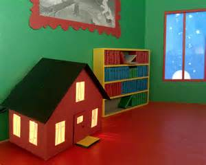 in the great green room the great green room a toyhouse