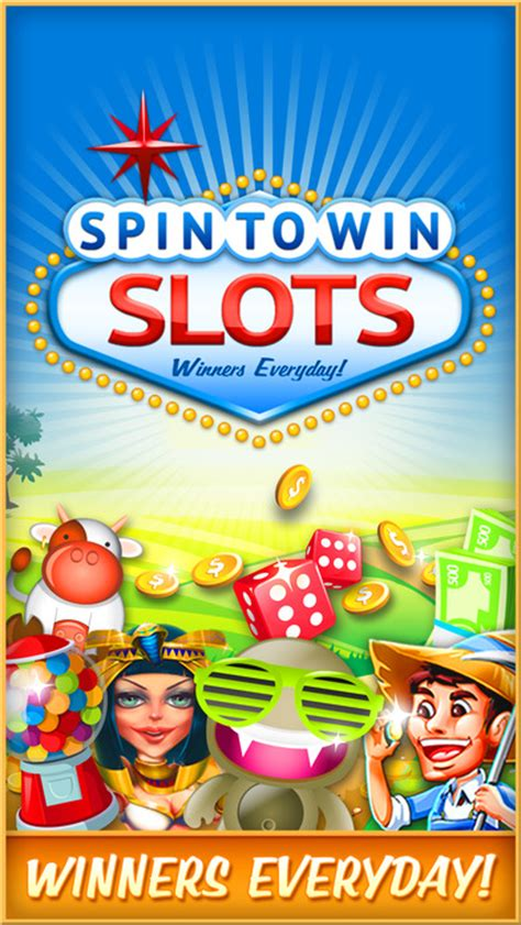 Spintowin Slots And Sweepstakes - spintowin slots win real money cash sweepstakes ios app download version v1 6 29