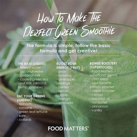Hungry For Change Detox Smoothie by Our Fool Proof Formula For A Green Smoothie Find
