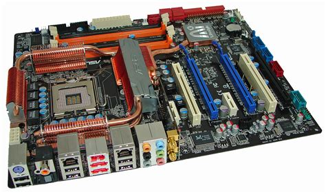 Asus Maximus Formula Chipset X38 asus p5e3 deluxe x38 and ddr3 arrives almost