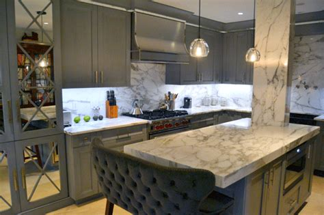 Where Can I Buy A Kitchen Island calacatta marble kitchen countertops marble contractor