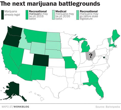 states with legal weed legalization of marijuana bryant archway