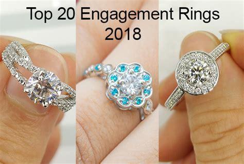 Top 20 Engagement Rings 2018   Fascinating Diamonds