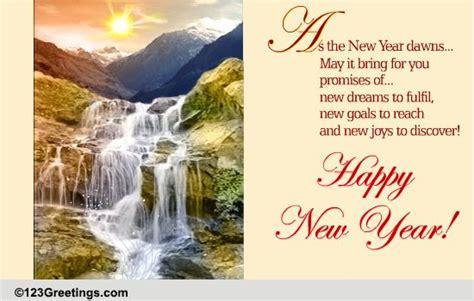 promises   joys   year  social  ecards