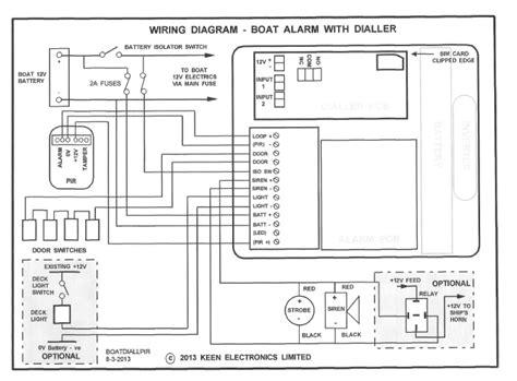 alarm dialer wiring diagram php alarm wiring exles
