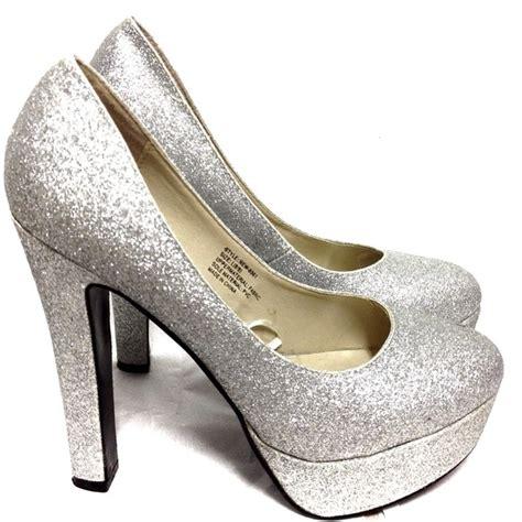 rue21 shoes 50 rue21 shoes gorgeous silver glitter platform