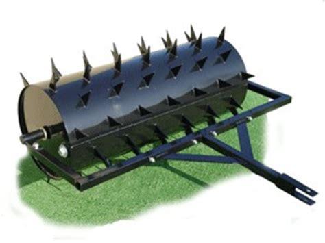 rullo per giardino fai da te arieggiare il prato cosa signica e quali effetti ha sul
