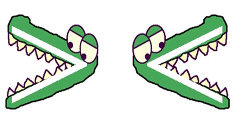 more clipart crocodile clipart great than pencil and in color