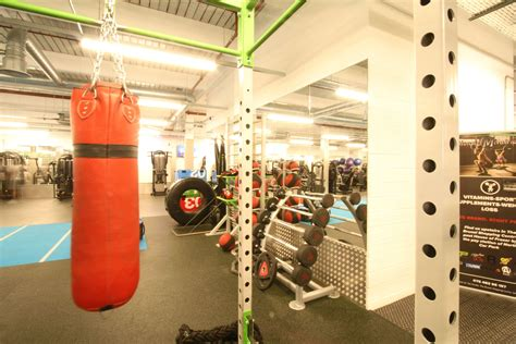 buzz gym swindon case study design refurbishment