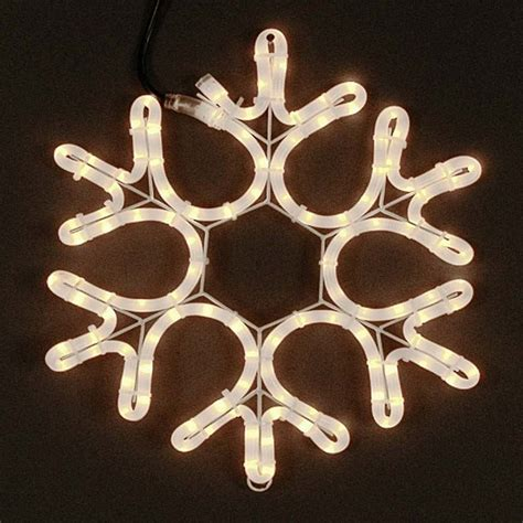 100 light snowflake 7 5 quot starlight sphere 100 light lighted