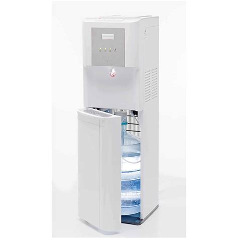 Water Dispenser With Cooler primo bottom load water dispenser stainless steel black 900130 walmart