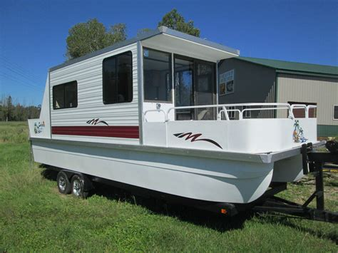 house boat us lil hobo houseboat for sale autos post