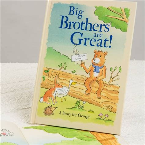 one special day a story for big brothers and books personalised big brothers are great book