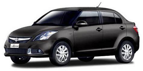 Suzuki Desire Top 10 Selling Sedans In September 2016 In India