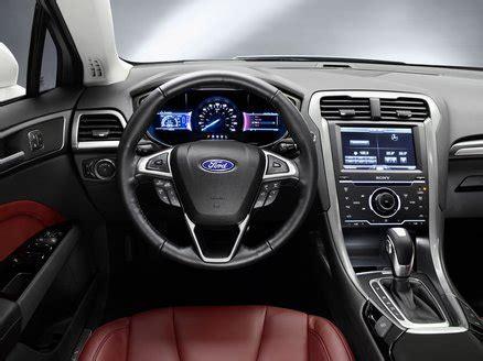 precios ford mondeo híbrido ofertas de ford mondeo