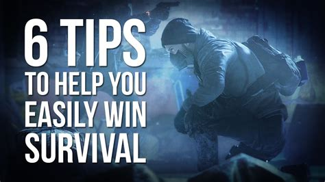 8 Tips To Make House Survivable by The Division 6 Tips To Help You Easily Win Survival
