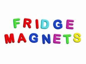fridge magnet powerpoint template