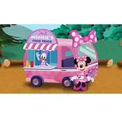 Minnie Maus App Minnies Food Truck Spiel F&252r Kinder