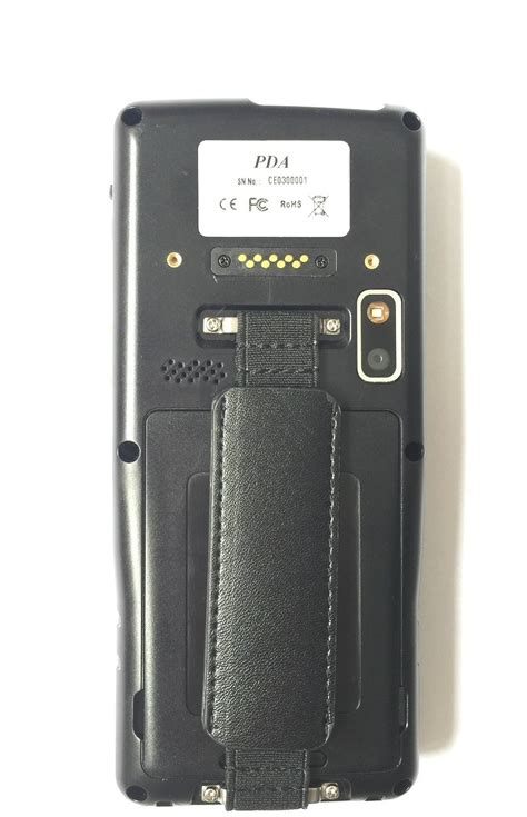Senter Honeywell st907v7 0 android barcode scanner pda with uhf rfid reader pistol grip and strong battery view