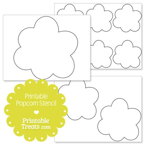 popcorn printable www imgkid com the image kid has it
