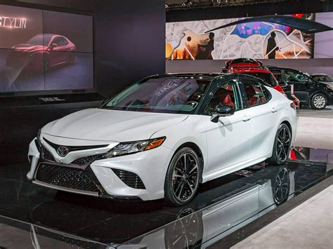 Toyota Camry 2020 Model by New New Model 2019 2020 Toyota Auris Front View