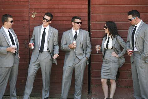 Wedding Usher Attire by How To Dress A Groomslady Weddingplanning