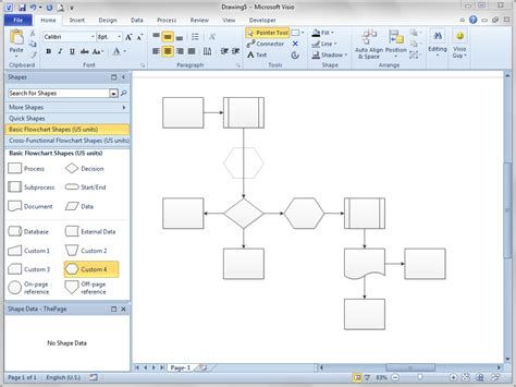 cara membuat flowchart di visio 2010 microsoft visio 2010 full version andri tekno news