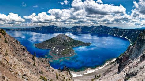 beautiful lake beautiful sky background beautiful scenery turquoise blue lake blue sky