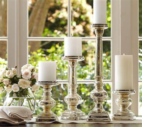 Glass Candle Pillars Craftionary