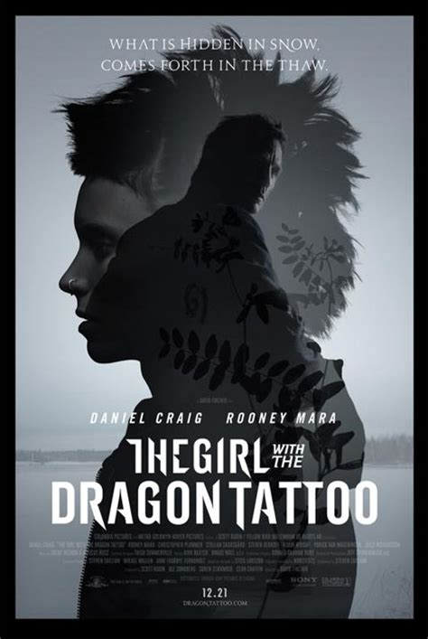 dragon tattoo book vs movie the mad professah lectures movie review the girl with
