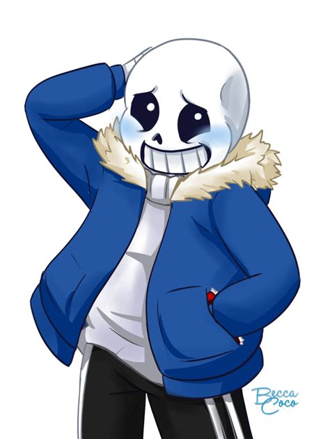 undertale sans the skeleton sans the skeleton by animegirl77 on deviantart