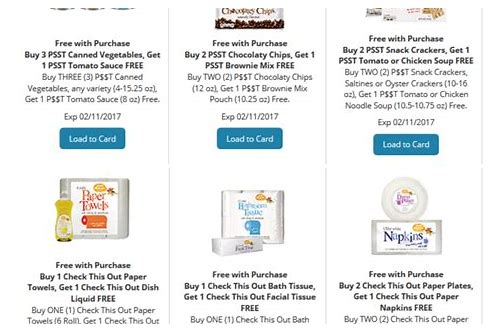 printable coupons kroger brand products