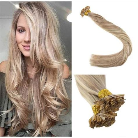 hairstyles with bonded hair extensions 37 best sunny hair flat tip human hair extensions images