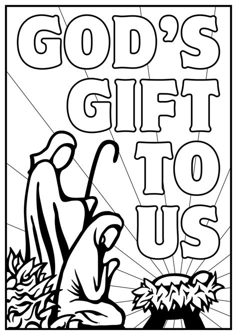 small nativity coloring page nativity 4 by inspired imaging on deviantart