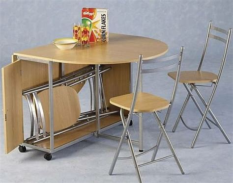 kitchen tables and chairs for small spaces kitchen and