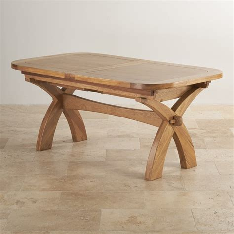 Oak Furniture Land Chairs by Hercules Extending Dining Table In Natural Oak 10 Chairs