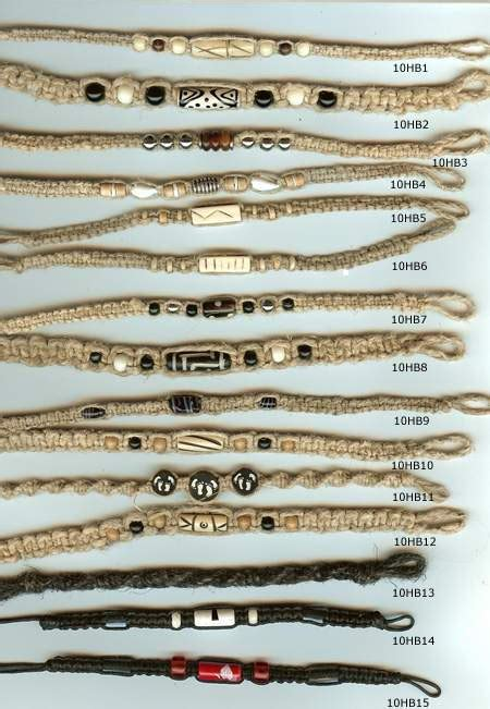 hemp bracelet designs hemp bracelet patterns hemp