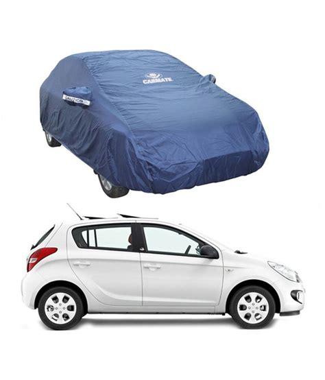 Quality Of Hyundai Cars Carmate Car Cover Premium Quality Hyundai I20