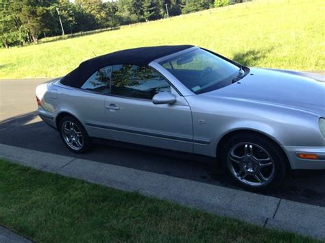 sell used 1999 mercedes benz clk 320 convertible 68k miles in gresham oregon united states