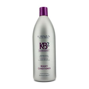 kb2 leave in conditioner 10 1oz beauty smash kb2 bodify conditioner by lanza perfume emporium hair care