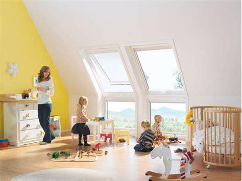 dach kinderzimmer ideen neues kinderzimmer durch dachausbau