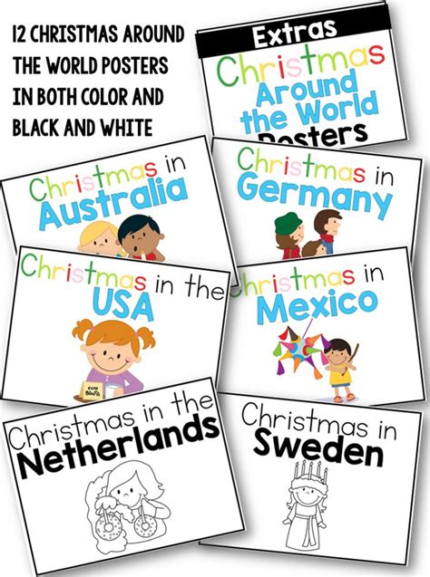 weird holidays to celebrate with kids teach cct christmas around the world activities teach pinterest
