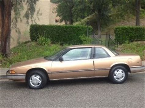 how do i learn about cars 1988 buick reatta transmission control find used 1988 buick regal custom coupe 2 door 2 8l in burbank california united states for