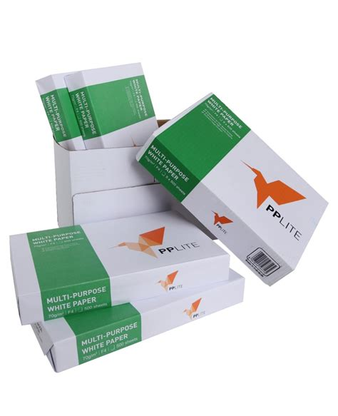 Kertas Hvs F4 1 Pplite Kertas Fotocopy F4 70gram Paper School Office
