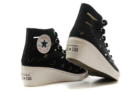 converse wedge high heels gladiator shoes converse all wedge heels womens
