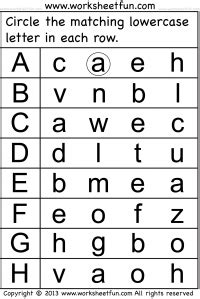 lowercase letters free printable worksheets worksheetfun