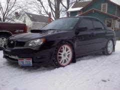 subaru northeast ohio 2006 subaru sti impreza wrx sti for sale kenton ohio
