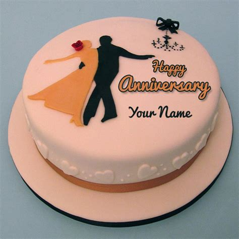 Wedding Anniversary Name Edit by Anniversary Cake Images With Name Editor Wallpaper Sportstle