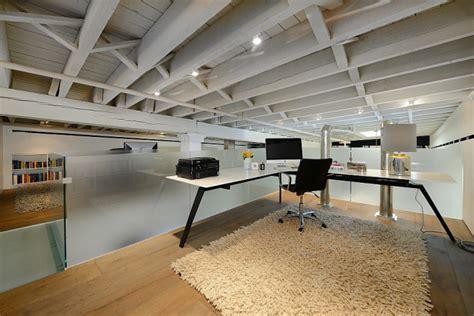 magnificent attic home office design ideas